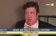 SENEC.TV – SENEC MA KNIHU O SVOJEJ HISTORII