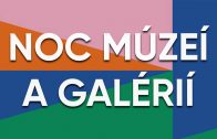 Noc múzeí a galérií