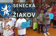 SENEC.TV – SENECKÁ OLYMPIÁDA ŽIAKOV