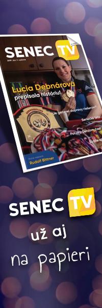 SENEC TV NA PAPIERI!