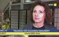 TV SENEC – TALKŠOU SO ZUZANOU MAURÉRY