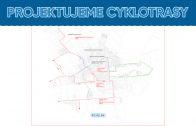 projketujeme cyklotrasy