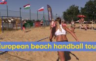 European beach handball tour