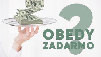 OBEDY ZADARMO