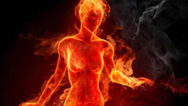 Zapálené telo 1